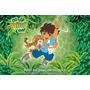Painel Decorativo Festa Infantil Go Diego Go (mod4)