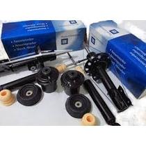 Amortecedor Astra 99...(kit Com Os 4) + Batentes + Bieletas