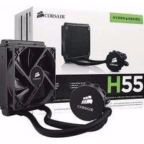 Water Cooler Corsair Hydro H55 Radiador 120 Mm Intel / Amd