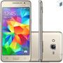 Promoção Celular Samsung G531m 4g Dourado Envio Grátis