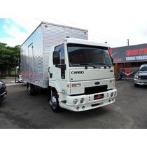 Cargo 815 - E Unico Dono ( N Iveco 710 Mb Acelo Vw )