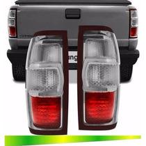 Par Lanternas Traseira Ford Ranger 2010 2011 2012 Original