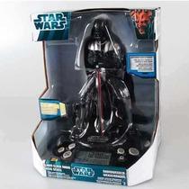 Radio Relogio Star Wars Darth Vader Original Lacrado Sabre:)