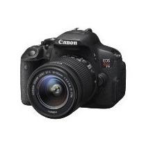 Câmera Digital Canon T5i 18.0mp Visor 3 Zoom Ótico 3x Bat