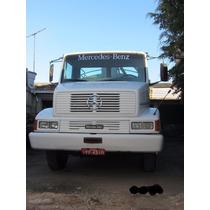 Mb 1621 Truck (com Tanque De Água) Estado De Novo !