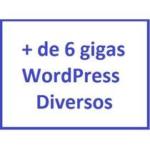Templates Wordpress Temas Premium + De 6 Gigas Completos !