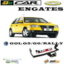 Engates Reboque Gol/g5/gol G4 Rally 450kg Inmetro