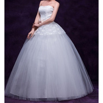 Promoção Vestido De Noiva Ou Debutante Envio Imediato