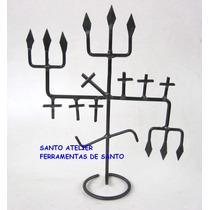 Exu Tranca Ruas Das Almas Ferramentas Assentamento Santo