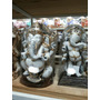 Ganesha - Estátua / Estatueta / Escultura 15cm