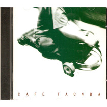 Cd Cafe Tacvba - Avalancha De Exitos - Novo***