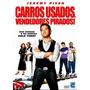 Carros Usados Vendedores Pirados! Dvd Novo Original Lacrado