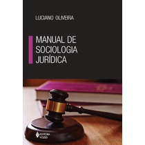 Livro Manual De Sociologia Juridica