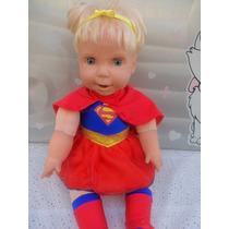 Roupa Boneca Baby Alive,miracle Baby. Superman