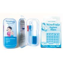 Aspirador Nasal Nosefrida + 20 Filtros Extra Original