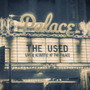 Cd/dvd The Used Live And Acoustic At The Palace {import}