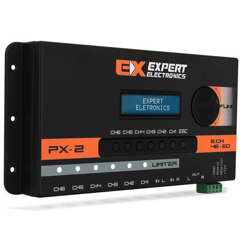 Processador Banda Expert Px - 2 - 6 Canais - Limiter