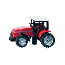 Toy Tractor Agrícola - Siku Massey Ferguson Réplica Em Min