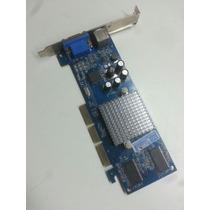 Placa De Vídeo Nvidia Geforce4 Mx 440 Agp8x 64 Mb