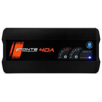 Carregador Bateria Jfa 40a Slim Portatil Fonte Auto Bivolt