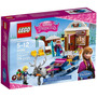 41066 Lego A Aventura De Trenó De Anna E Kristoff - Frozen