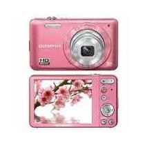 Câmera Digital 14mp 5x Zoom 3.0 Lcd 720p Hd Vg140 Olympus