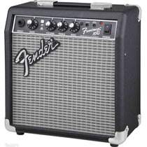 Amplificador Cubo Guitarra Fender Frontman 10 G