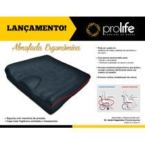 Almofada Ergonômica Para Cadeira De Rodas Espuma Anatômica