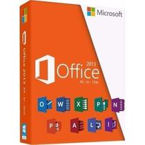 Licença/chave Win 7 Professional + Licença Office 2013 Pro