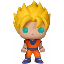 Boneco Goku Super Sayajin Dragon Ball Z Funko Bandai Toei