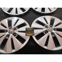 Calota Fox / Polo/ Golf Aro 15( Jogo ) Original Vw