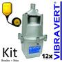 Bomba Submersa Poço Sapo + Boia Rymer 900 125v 12x S/juros
