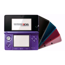 Nintendo 3ds Purple