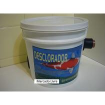 Filtro Desclorador Para Lagos De Peixes Ou Tartarugas.