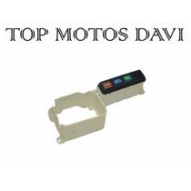 Carcaça Interna Do Painel Moto Honda Xlr 125