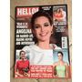 Revista Hello Em Inglês Amal Clooney Angelina Jolie Ano 2014