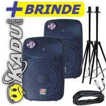 Caixa Ativa 12 Staner 400w Par S/ Fio Usb Wireless