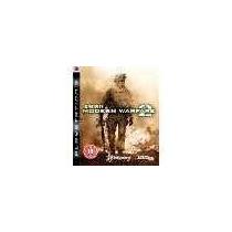 Call Of Duty Warfare 2 Ps3 Usado