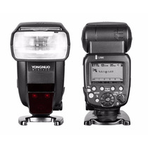 Flash Yongnuo Yn 600ex-rt Speedlite Canon Pronta Entrega Sp.