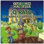 Livro Infantil Quebra Cabeça - Rato Do Campo Rato Da Cidade