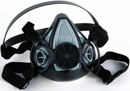 Máscara Respiratória Semi Facial Advantage - 200 G Preta 21806
