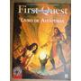Livro - First Quest - Livro De Aventuras - Sem Cd - Ver Desc