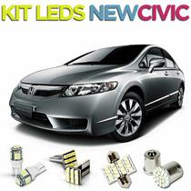 Kit De Led New Civic Promoção
