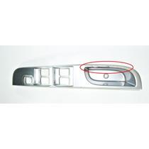 Moldura Botão Vidro Elétrico Dianteiro L.e Mitsubishi L200