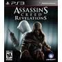 Assassins Creed Revelations Pt-br Ps3 C�digo Psn Envio Hoje