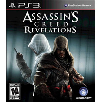 Assassins Creed Revelations Pt-br Ps3 Código Psn Envio Hoje