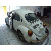 Vidro Porta Fusca Blindex 75% A 95% Logo Branco