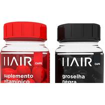 Haircaps - Frete Gratis Sedex P/ Brasil - Pronta Entrega
