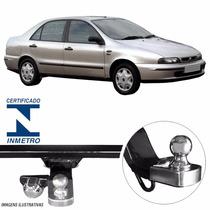 Engate Reboque Fiat Marea Sedan 2001 Em Diante Tração 500kg