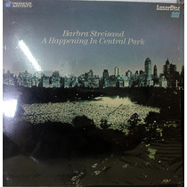 Ld / Musica- Barbra Streisand - A Happening In Central Park